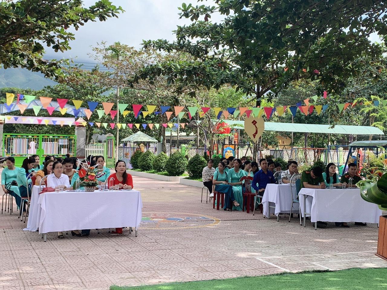 Sinh hoạt kỷ niệm 38 năm ngày nhà giáo Việt Nam
